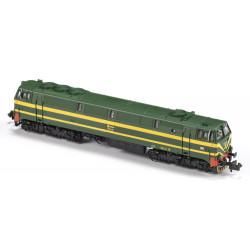 Locomotora 333 Renfe - Rambo