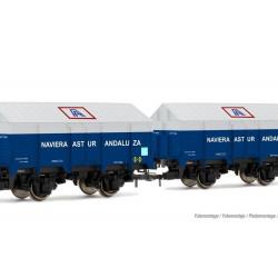 HE6010 Vagones cubiertos...