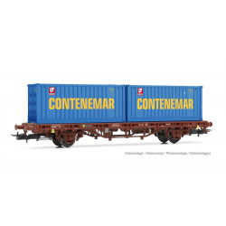 HE6032 Renfe vagón...