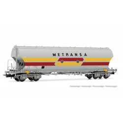 HE6021 Renfe vagón tolva de...