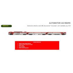 HN2441D AUTOMOTOR ELÉCTRICO...