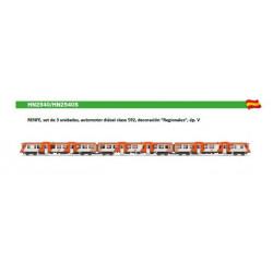 HN2540S RENFE, set de 3...