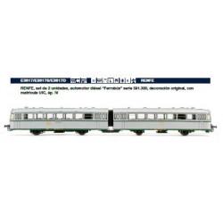E3617D RENFE, set de 2...