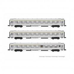SNCF, 3-unit pack train...