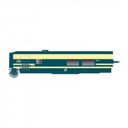 E3353 Coche cama Trenhotel...