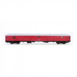 Furgón DD-8100 rojo RENFE...