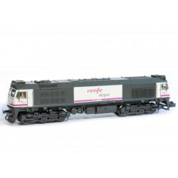Locomotora 319 Retales,...