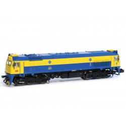 Locomotora Cargas RENFE...