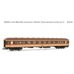 E18040 Coche viajeros 8000,...