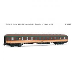 E18041 Coche viajeros 8000,...