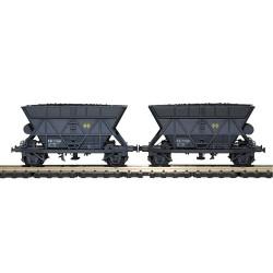 Set 2 vagónes tolva RENFE...