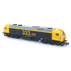 Locomotora 333.405, Taxi,...