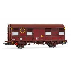 Vagón cerrado ORE, RENFE...