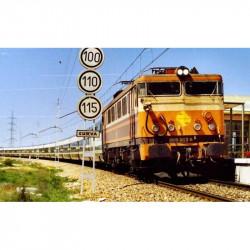 E2641D LOCOMOTORA ELECTRICA...